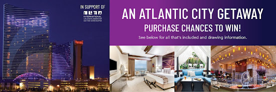 An Atlantic City Getaway - Purchase Chances to Win