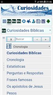 Curiosidades Bíblicas - náhled