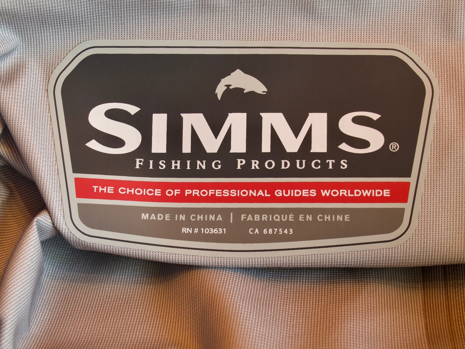 SIMMS® Freestone Waders - Stockingfoot