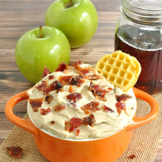 Maple Bacon Dip.