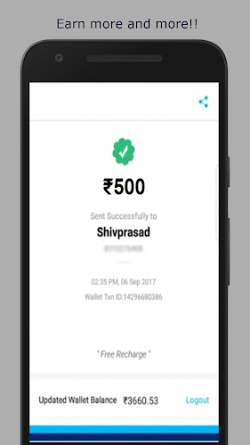 Download Earn Rs 1000 paytm money daily APK latest version app by