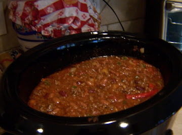 Jersey Girl Chili With Beans Recipe