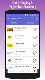 All Uganda Radios in One App - náhled