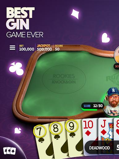 Gin Rummy - Extra screenshot 5