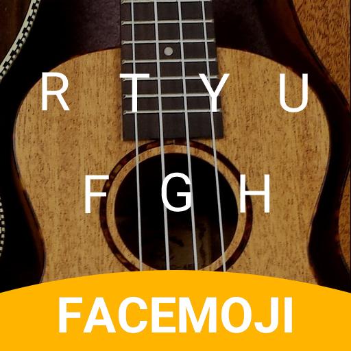 Music Ukulele Keyboard Theme for Instagram