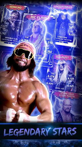 WWE SuperCard u2013 Multiplayer Card Battle Game 4.5.0.324919 Screenshots 2