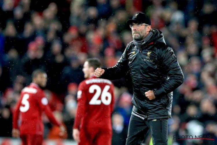 Le coach de Liverpool Klopp lance un avertissement au FC Porto