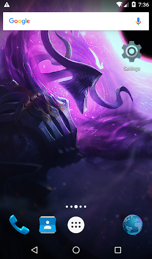 Download Thresh HD Live Wallpapers For PC