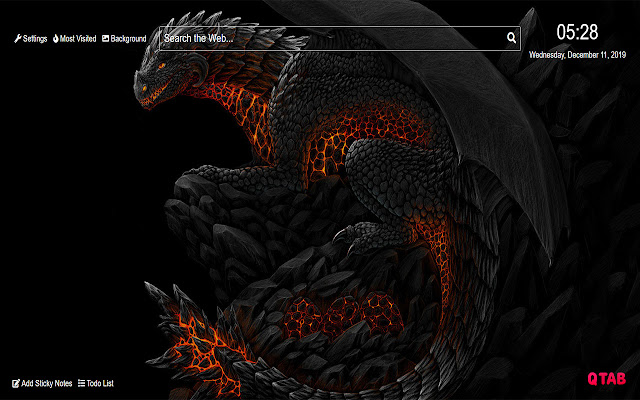 Dragon Wallpapers Hd New Tab