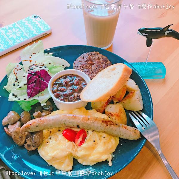 餵我早餐 The Whale:必點美式大早餐組合CP值爆高!!!