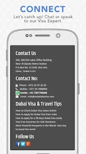 Dubai Visa- screenshot thumbnail