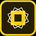 Adobe Spark Post: Graphic design made easy icon