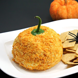Halloween Cheese Ball.