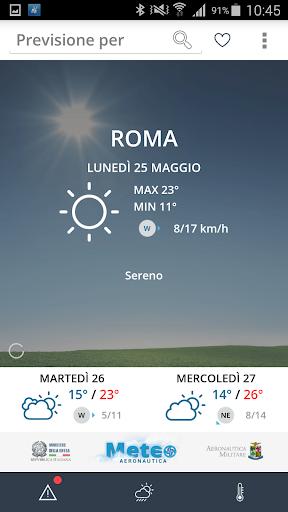 Meteo Aeronautica screenshot 2