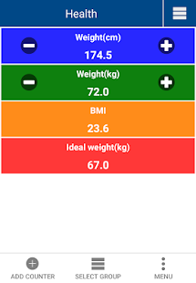 App Multi Counter (with calculator) APK for Windows Phone