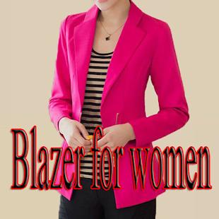 Blazer for women - náhled