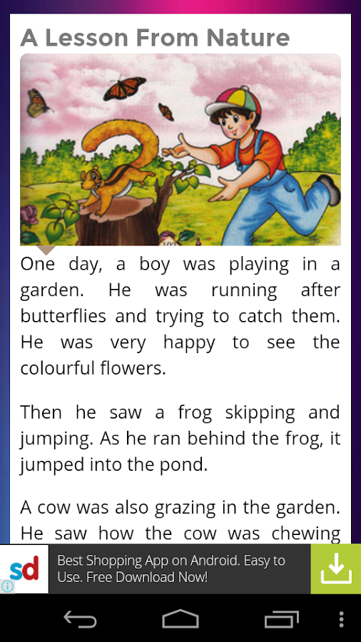 very short stories for kids pdf