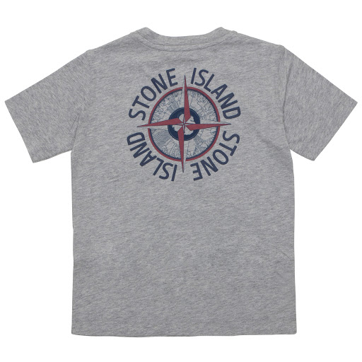 Thumbnail images of Stone Island Logo Cotton T-shirt