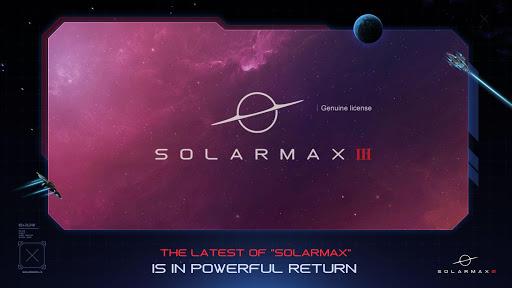 Solarmax3  captures d'écran 1