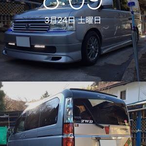 ステップワゴン RF3 I のカスタム事例画像 ༺✿フミヤ次男ℳ's✿༻さんの2018年03月24日08:11の投稿