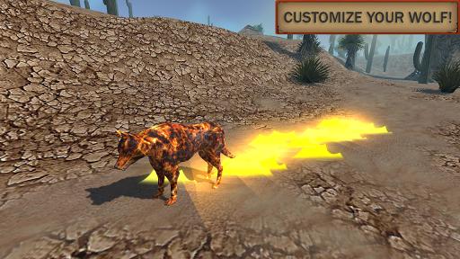Wolf Simulator Evolution 1.0.2.4 screenshots 2