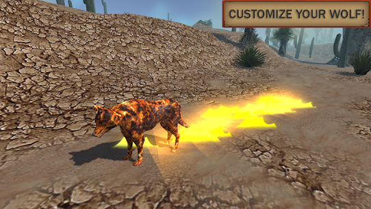 Wolf Simulator Evolution Mod Apk Download For Android and Iphone 2