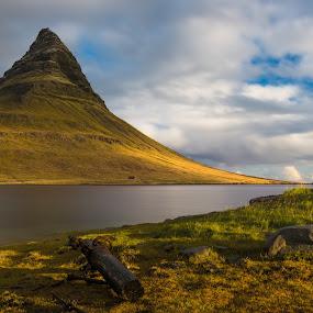 by Boštjan Rakovec - Landscapes Mountains & Hills ( islandija, 2016, oktober,  )