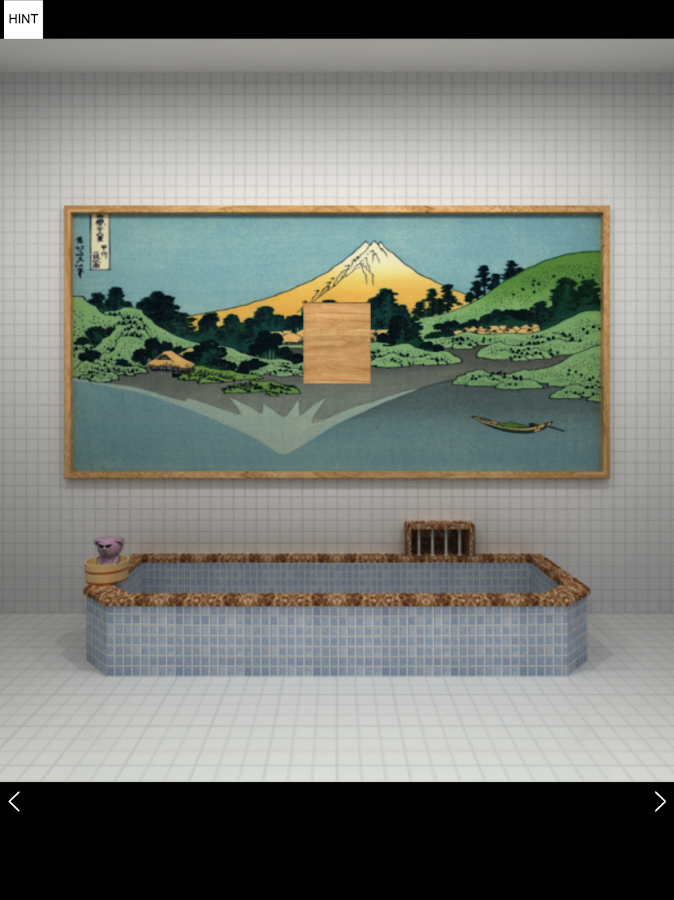 Escape Game - Public Bath- screenshot