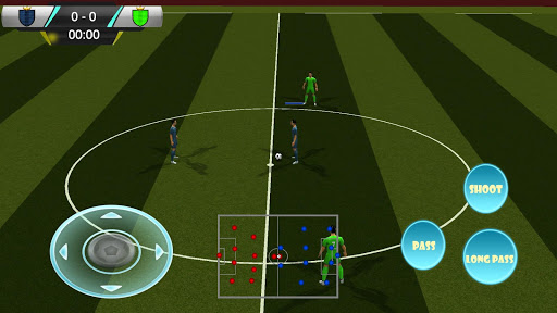 Playing Football 2020 apkmind screenshots 11