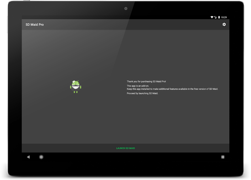 SD Maid Pro - Unlocker Screenshot 8