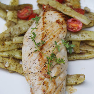Amberjack Fish Fillets Recipes