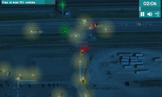 Traffic Lanes 2- screenshot thumbnail