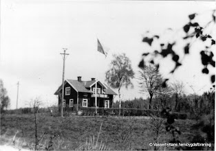 Photo: Storåfors 7-1 1930-tal
