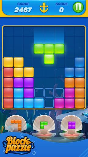 Ocean Block Puzzle 1.0 screenshots 2