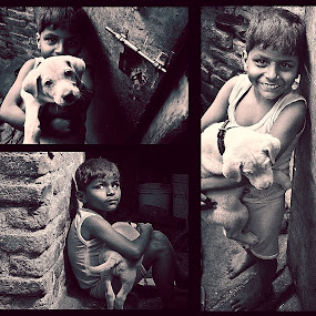 Documenting Child love for his pet by Shashank Sharma - Instagram & Mobile Other