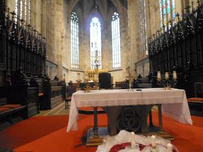 Photo: Presbytérium katedrály