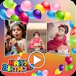 Happy Birthday Movie Maker APK