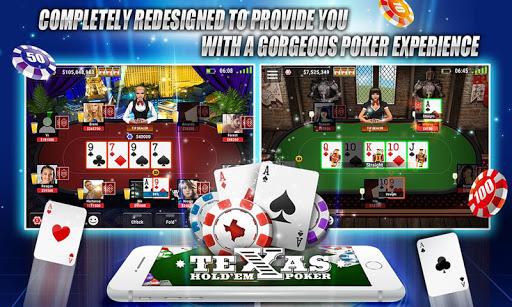 Texas Hold'em Poker + Social