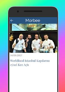 Morbee - Yiyecek içecek sektörü iş ilanları - náhled
