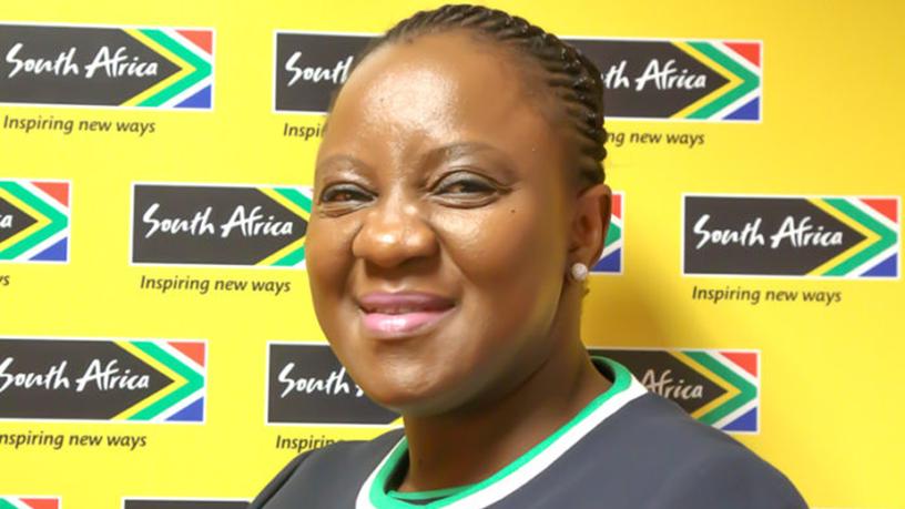 Thulisile Manzini serves as Brand SA's acting CEO.