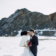Wedding photographer Alina Gevondova (plastinka). Photo of 02.04.2016