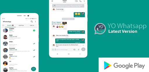 YO Wsapp Latest Version for Android: YoWa is like the world of WMassap.