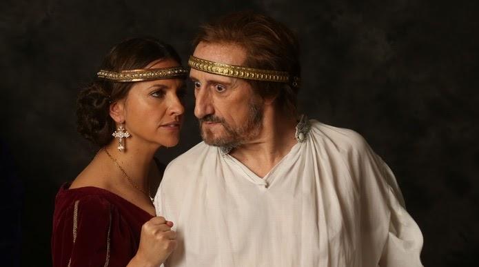 Ana Ruiz y José Luis Gil