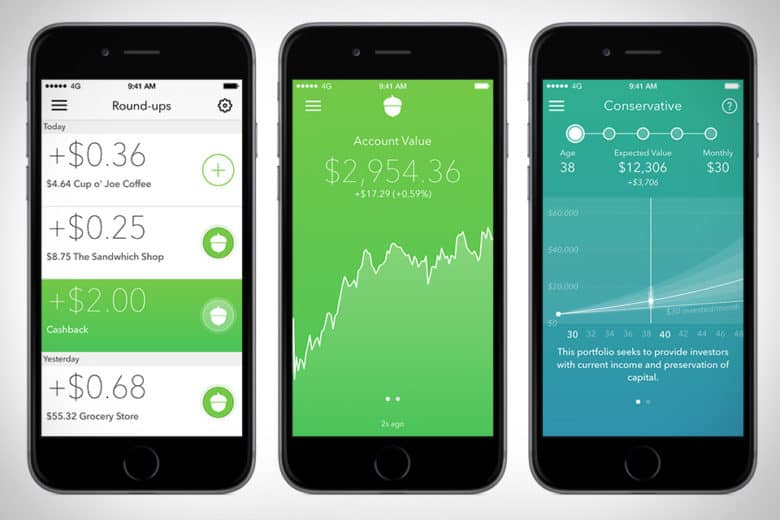 building the finance management app