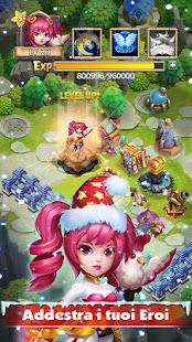 Castle Clash: Squadre Valorose 3