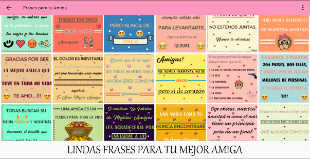 Imagenes de amigas con frases android apps on google play for Frases para tatuarse dos amigas