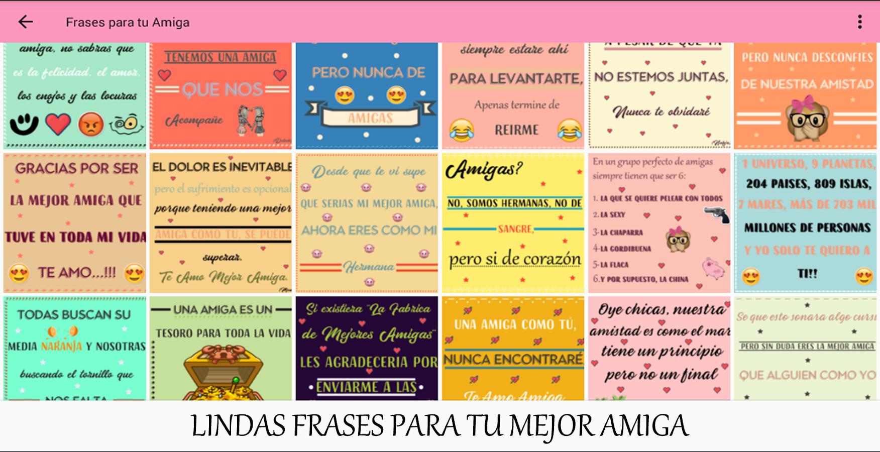 Frases Para Amiga: Imagenes De Amigas Con Frases