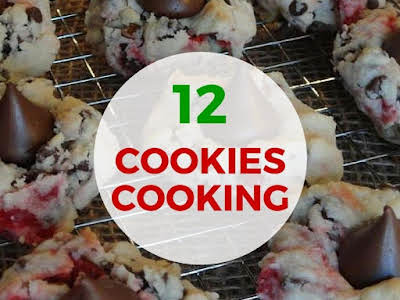 12 Festive Christmas Cookie Recipes
