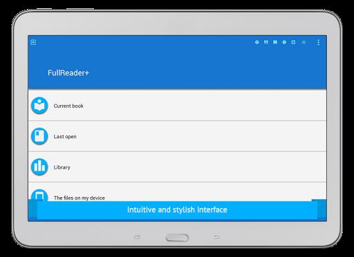 FReader: all formats reader  screenshots 8