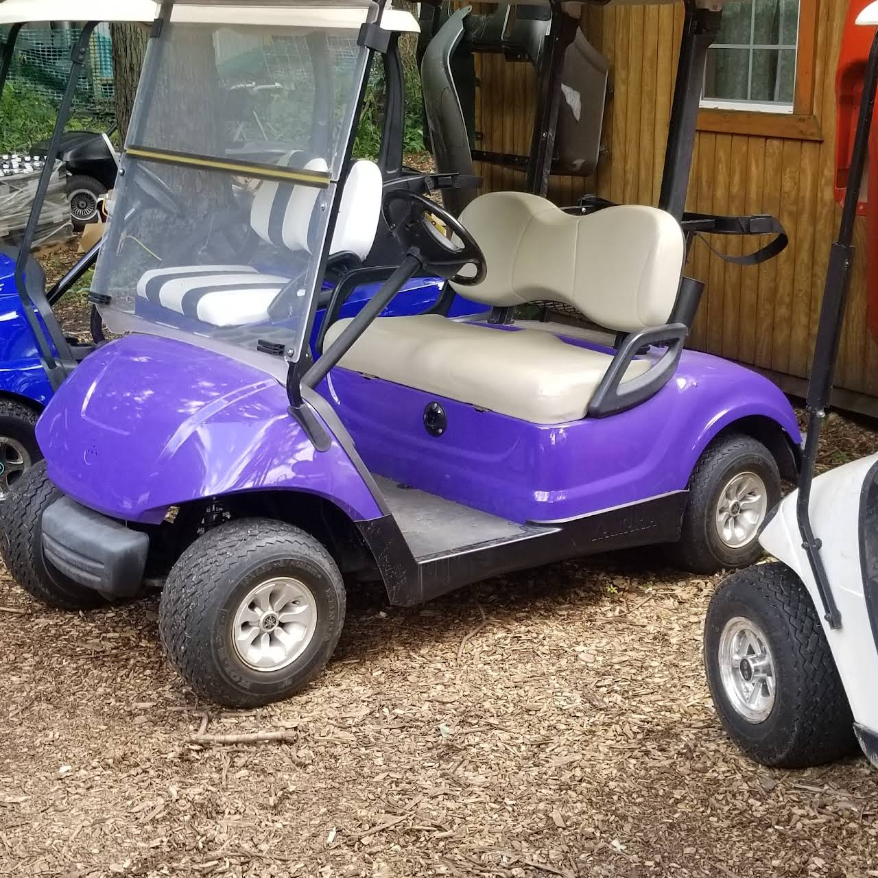 JUST AN OLD CART LLC - Golf Cart Dealer in Lake Village